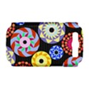 Colorful Retro Circular Pattern Samsung Galaxy S III Hardshell Case (PC+Silicone) View1