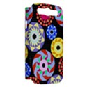 Colorful Retro Circular Pattern Samsung Galaxy S III Hardshell Case (PC+Silicone) View2