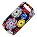Colorful Retro Circular Pattern Samsung Galaxy S III Hardshell Case (PC+Silicone) View4