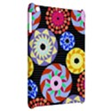 Colorful Retro Circular Pattern Apple iPad Mini Hardshell Case View2