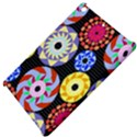 Colorful Retro Circular Pattern Apple iPad Mini Hardshell Case View4