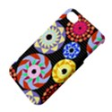 Colorful Retro Circular Pattern Apple iPhone 4/4S Hardshell Case with Stand View4