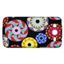 Colorful Retro Circular Pattern Samsung Galaxy Mega 5.8 I9152 Hardshell Case  View1