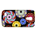 Colorful Retro Circular Pattern Galaxy S4 Mini View1