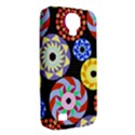Colorful Retro Circular Pattern Samsung Galaxy S4 Classic Hardshell Case (PC+Silicone) View2