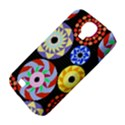 Colorful Retro Circular Pattern Samsung Galaxy S4 Classic Hardshell Case (PC+Silicone) View4