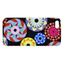 Colorful Retro Circular Pattern iPhone 5S/ SE Premium Hardshell Case View1