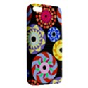 Colorful Retro Circular Pattern iPhone 5S/ SE Premium Hardshell Case View2