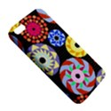 Colorful Retro Circular Pattern iPhone 5S/ SE Premium Hardshell Case View5