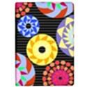Colorful Retro Circular Pattern iPad Air Flip View1