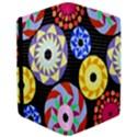 Colorful Retro Circular Pattern iPad Air 2 Flip View3