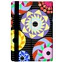 Colorful Retro Circular Pattern iPad Air 2 Flip View4