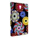 Colorful Retro Circular Pattern Samsung Galaxy Tab S (8.4 ) Hardshell Case  View3