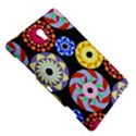 Colorful Retro Circular Pattern Samsung Galaxy Tab S (8.4 ) Hardshell Case  View5
