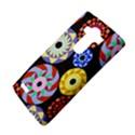 Colorful Retro Circular Pattern LG G4 Hardshell Case View4