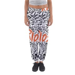 Paramore Is An American Rock Band Women s Jogger Sweatpants by Onesevenart