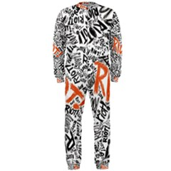 Paramore Is An American Rock Band Onepiece Jumpsuit (men)  by Onesevenart