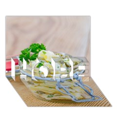 1 Kartoffelsalat Einmachglas 2 Hope 3d Greeting Card (7x5) by wsfcow