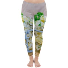 1 Kartoffelsalat Einmachglas 2 Winter Leggings