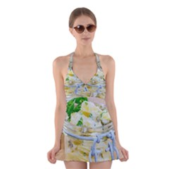 1 Kartoffelsalat Einmachglas 2 Halter Swimsuit Dress