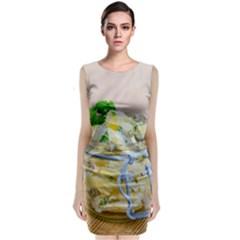 1 Kartoffelsalat Einmachglas 2 Classic Sleeveless Midi Dress