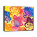Pop Art Roses Canvas 10  x 8  View1