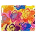 Pop Art Roses Apple iPad 3/4 Hardshell Case View1