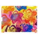 Pop Art Roses Apple iPad 3/4 Hardshell Case (Compatible with Smart Cover) View1