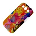 Pop Art Roses Samsung Galaxy S III Classic Hardshell Case (PC+Silicone) View4