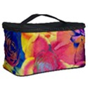 Pop Art Roses Cosmetic Storage Case View2