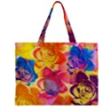 Pop Art Roses Zipper Mini Tote Bag View1