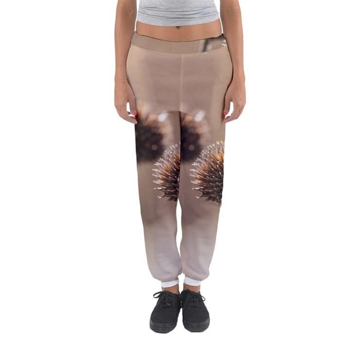2  Verwelkte Kugeldistel Women s Jogger Sweatpants