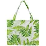 Fern Leaves Mini Tote Bag