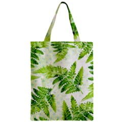 Fern Leaves Classic Tote Bag by DanaeStudio