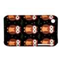 Halloween brown owls  Apple iPhone 3G/3GS Hardshell Case (PC+Silicone) View1