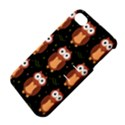 Halloween brown owls  Apple iPhone 4/4S Hardshell Case with Stand View4