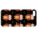 Halloween brown owls  Apple iPhone 5 Hardshell Case with Stand View1