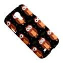 Halloween brown owls  Samsung Galaxy S4 I9500/I9505 Hardshell Case View5