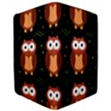Halloween brown owls  iPad Air 2 Flip View3