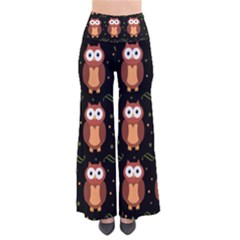 Halloween brown owls  Pants