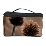 Withered Globe Thistle In Autumn Macro Cosmetic Storage Case