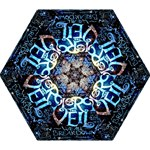 Pierce The Veil Quote Galaxy Nebula Mini Folding Umbrellas