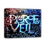 Pierce The Veil Quote Galaxy Nebula Deluxe Canvas 14  x 11