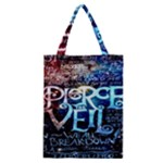 Pierce The Veil Quote Galaxy Nebula Classic Tote Bag