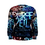 Pierce The Veil Quote Galaxy Nebula Women s Sweatshirt
