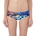 Pierce The Veil Quote Galaxy Nebula Classic Bikini Bottoms