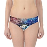 Pierce The Veil Quote Galaxy Nebula Hipster Bikini Bottoms