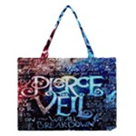 Pierce The Veil Quote Galaxy Nebula Medium Tote Bag