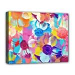 Anemones Deluxe Canvas 20  x 16