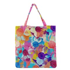 Anemones Grocery Tote Bag by DanaeStudio